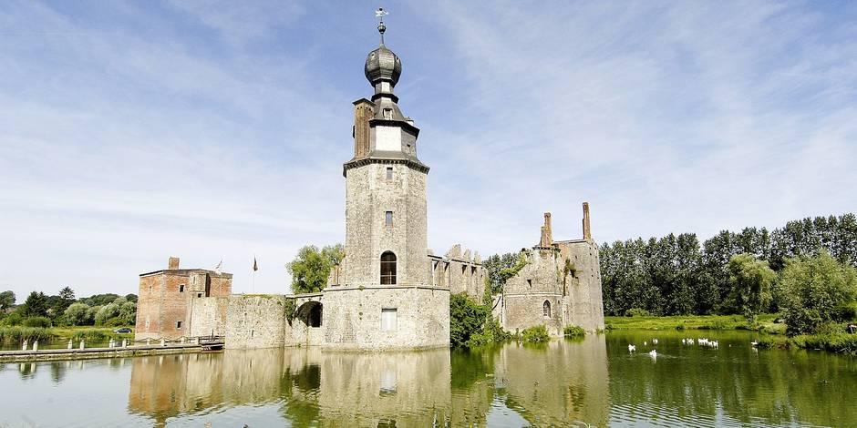 Un crowdfunding pour sauver le château d'Havré