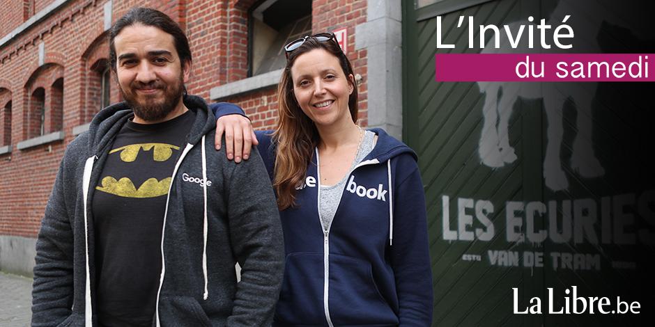 """Les fondateurs de Molengeek : """"Bruxelles peut être une nouvelle Silicon Valley moins inégalitaire"""""""