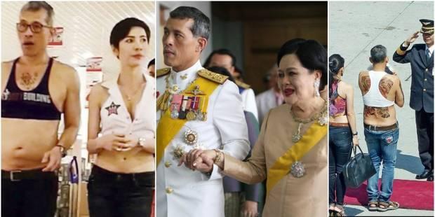 Cet homme est le roi de Thaïlande (et gare à celui qui le critique) - La Libre