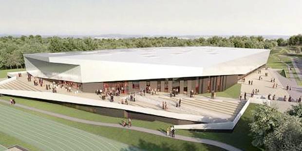 Louvain-la-Neuve: Le centre sportif qu'on n'espérait plus arrive - La Libre