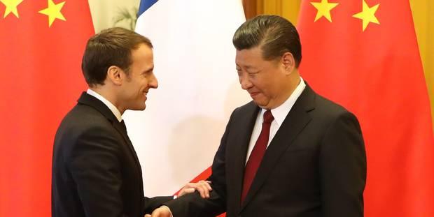 Macron officialise un Centre Pompidou à Shanghai - La Libre