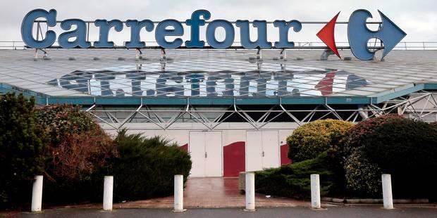 Des emplois en danger chez Carrefour - La Libre