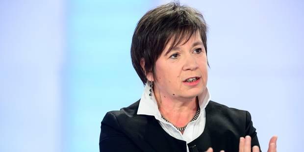 Alda Greoli défend les choix de la Commission d'aide aux opérateurs audiovisuels - La Libre