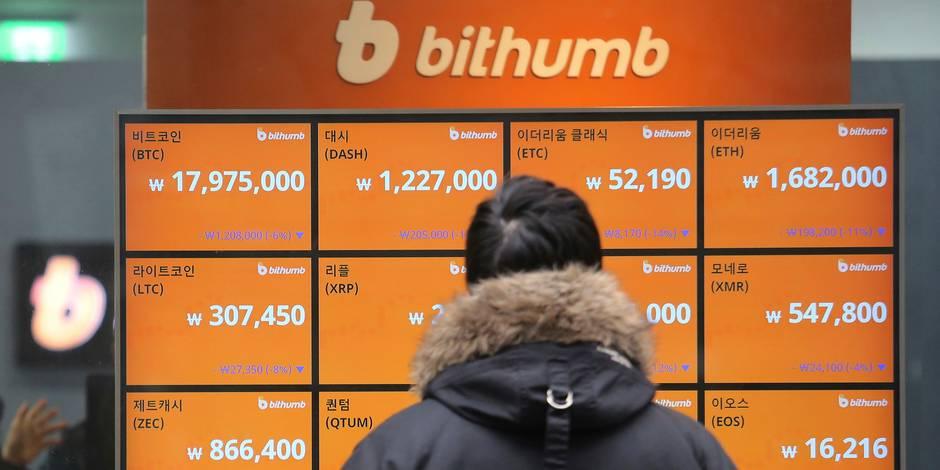 Le bitcoin est repassé sous les 10.000 euros et ce n'est pas fini!