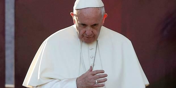"""Le pape exprime sa """"honte"""" pour les actes pédophiles du clergé - La Libre"""