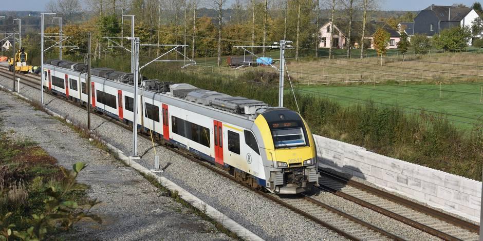La SNCB a transporté 230 millions de voyageurs en 2017