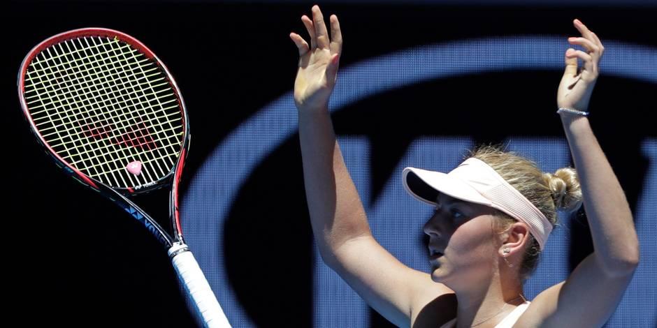 A 15 ans, l'Ukrainienne Marta Kostyuk est la sensation de l'Australian Open (PORTRAIT)