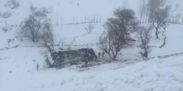 Turquie: onze morts et 46 blessés dans un accident de bus - La Libre