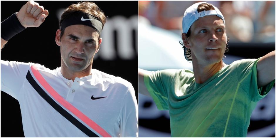 Open d'Australie: Federer et Berdych filent en quarts