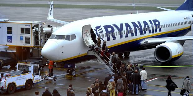 Kris Peeters met fin à la procédure contre Ryanair - La Libre