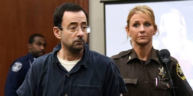 Des dirigeants de la gymnastique américaine démissionnent après un scandale sexuel - La Libre