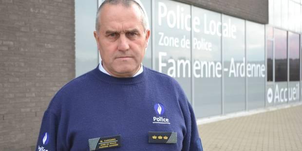 La police Famenne-Ardenne réfléchit à des radars fixes - La Libre