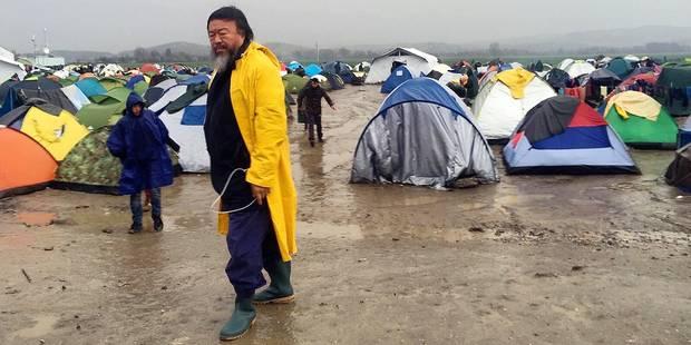 """""""Human Flow"""" : Ai Weiwei part de façon maladroite à la rencontre des réfugiés - La Libre"""