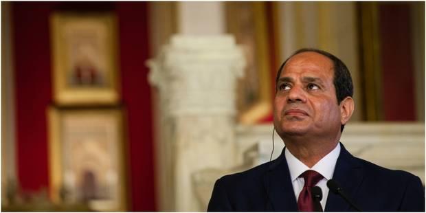 Egypte: le président al-Sissi officiellement candidat à sa réélection après le retrait de plusieurs rivaux - La Libre