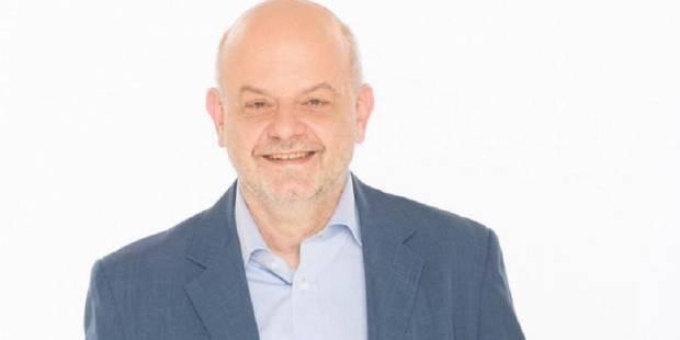 Le journaliste Eddy Caekelberghs suspendu d'antenne à la RTBF - La Libre