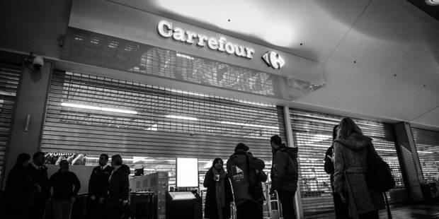 Carrefour : jusqu'à 1233 pertes d'emplois en Belgique, tous les magasins du Hainaut et les hypermarchés de Bruxelles en ...