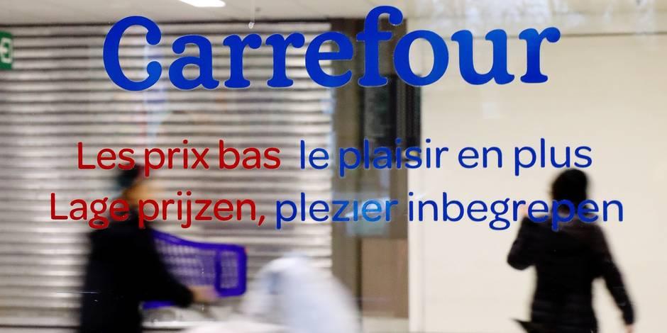 Plan social chez Carrefour: trop de concurrents et des consommateurs volages (ECLAIRAGE) - La Libre