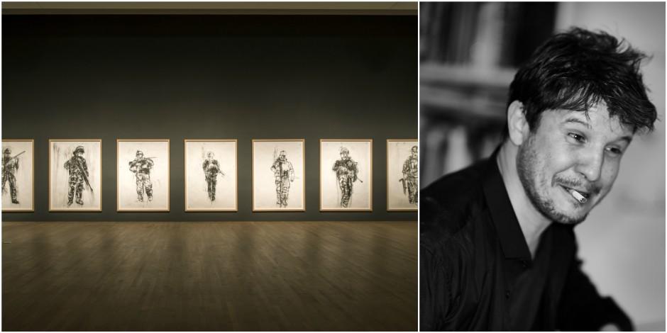 Adel Abdessemed, l'artiste qui marche sur les braises - La Libre
