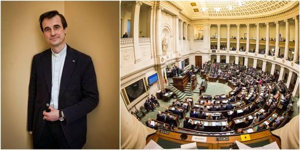 Franc-Maçonnerie et parlementaires: la paille et la poutre (OPINION) - La Libre