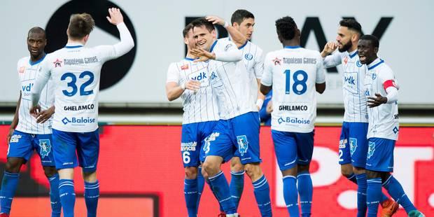 Pro League: La Gantoise inflige à Bruges sa première défaite en trois mois (2-0) - La Libre