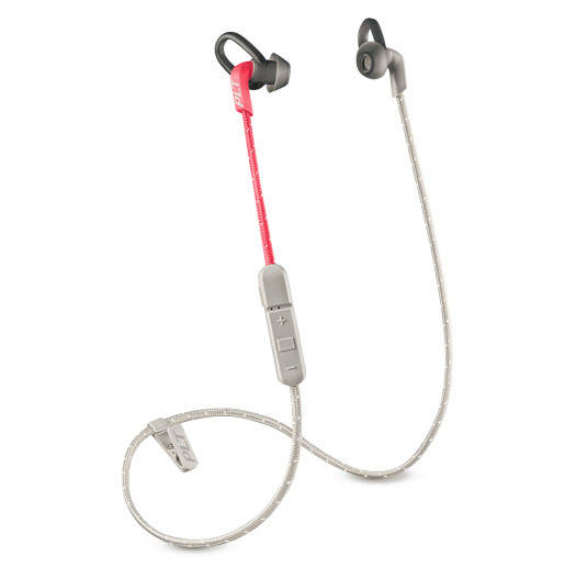 Un son top et des écouteurs sans fil ultralégers qui résistent à l'humidité et à la transpiration, voici les BackBeatFIT300 de                                                                         Plantronics. 99.99€