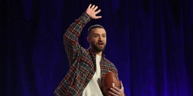 Un album, le Super Bowl, Justin Timberlake est de retour - La Libre