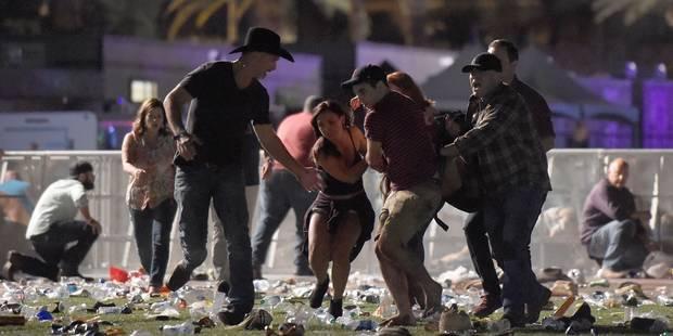 Fusillade à Las Vegas: un Américain poursuivi pour avoir vendu des munitions au sniper - La Libre
