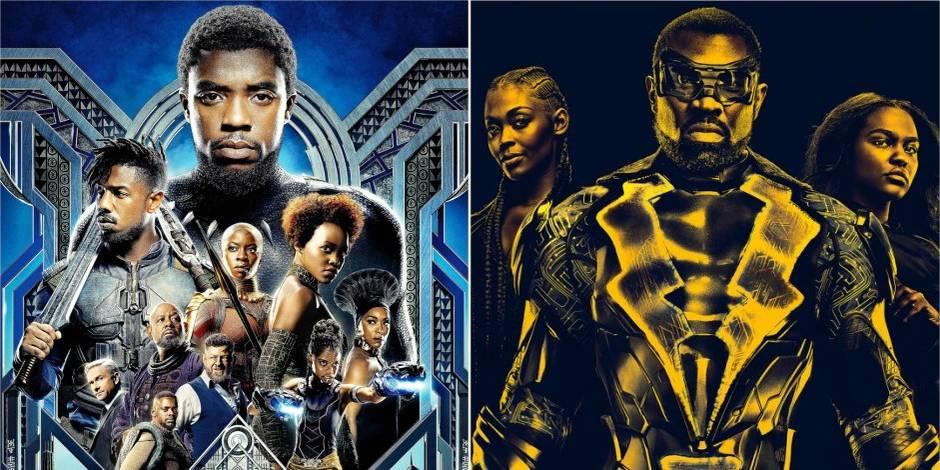 Le grand retour du Black Power sur nos écrans