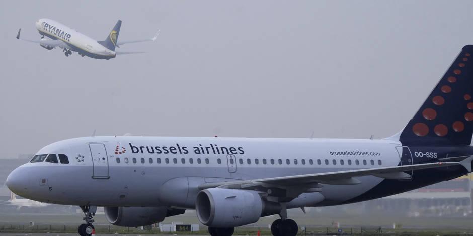 Edito: Brussels Airlines, naïveté coupable - La Libre
