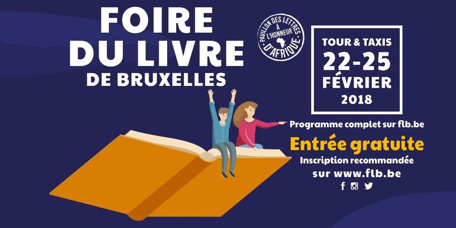Concours réservé aux abonnés : La Libre vous invite à l'inauguration de La Foire du Livre