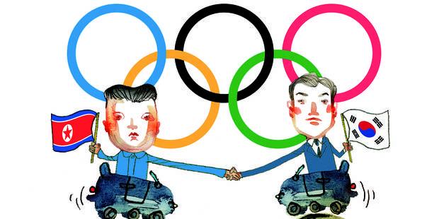 La mascarade des Jeux olympiques d'hiver (OPINION) - La Libre