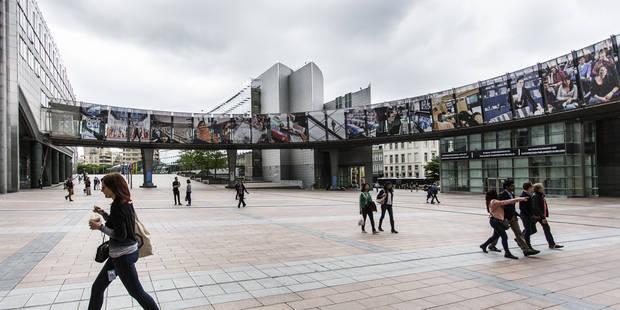 "Parlement européen: ""Bye bye Bruxelles"" ? - La Libre"