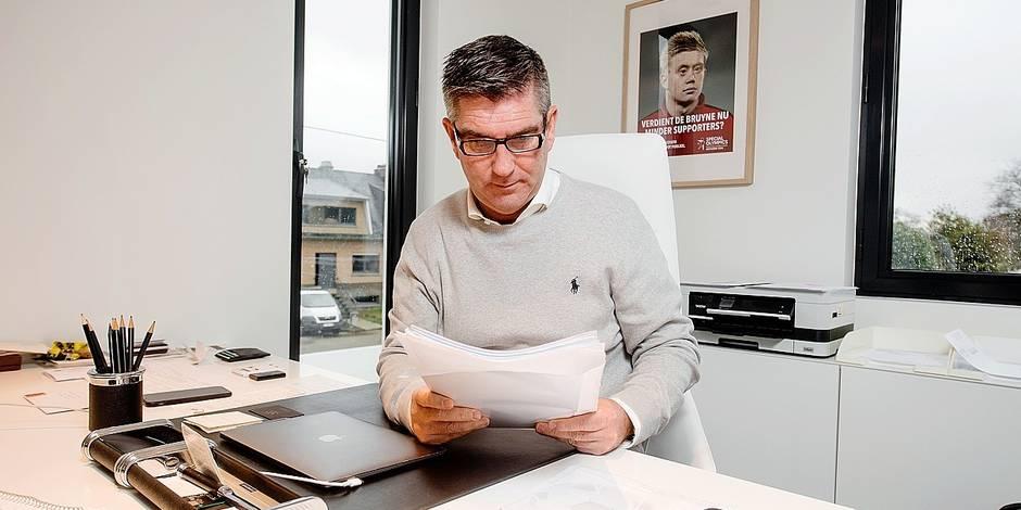 Vlezenbeek - Patrick De Koster: Agent de Kevin De Bruyne