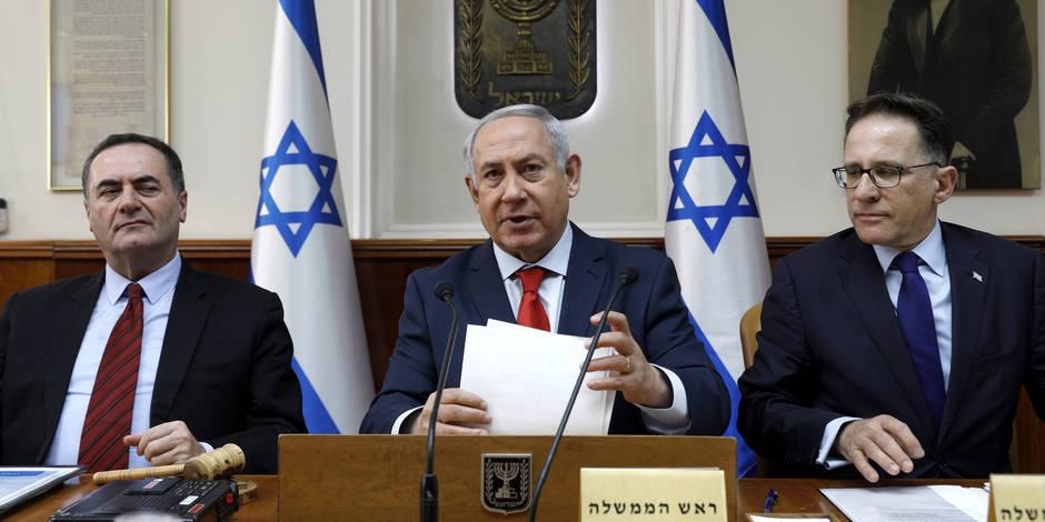 """Les mises en garde d'Israël se multiplient envers la """"pieuvre"""" iranienne"""