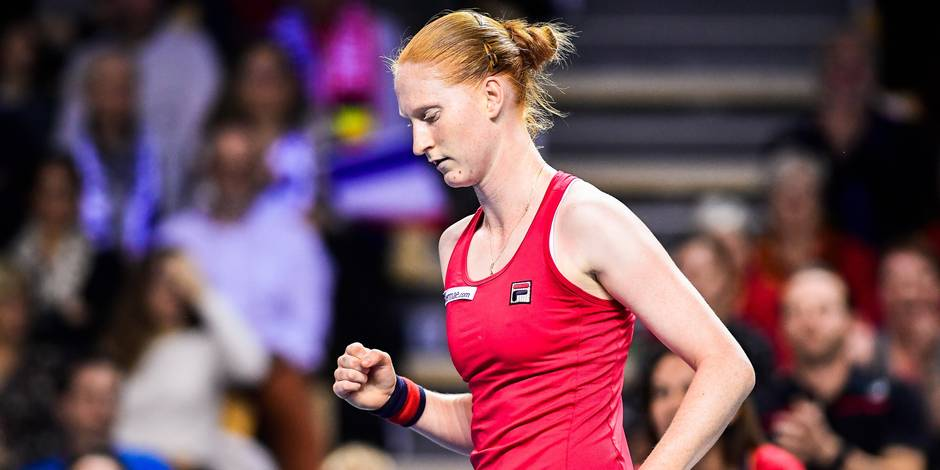 Fed Cup: France-Belgique, Mladenovic devra cravacher