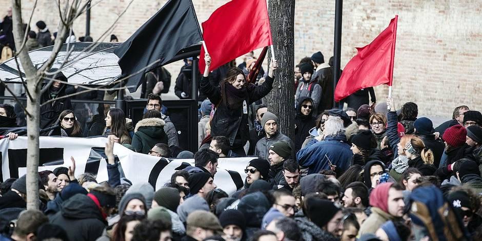 Italie : 20.000 personnes défilent pour répondre aux néofascistes qui s'invitent dans la campagne électorale