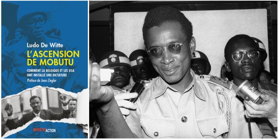"""""""L'Ascension de Mobutu"""",Les rébellions de 1964 au Congo"""