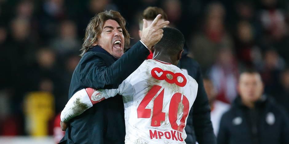 Mpoku et Sa Pinto finalement présents à Charleroi… et contre Bruges