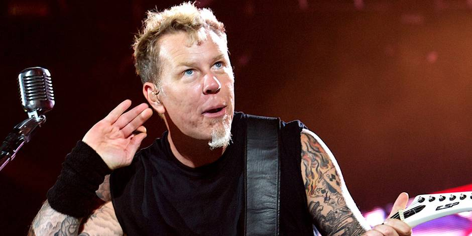 Metallica reçoit la récompense intellectuelle ultime en musique