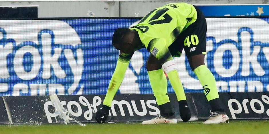 Le FC Bruges sera poursuivi pour les cris racistes lors de son duel face au Standard