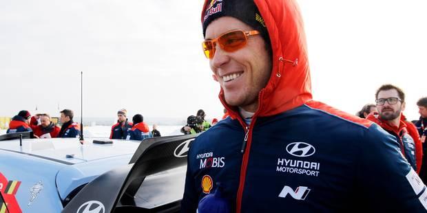 Thierry Neuville remporte le Rallye de Suède et prend la tête du « Mondial » WRC - La Libre