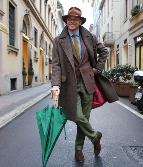 Les nouveaux codes pour hommes   comment porter le costume pour ... 3defb410c5b