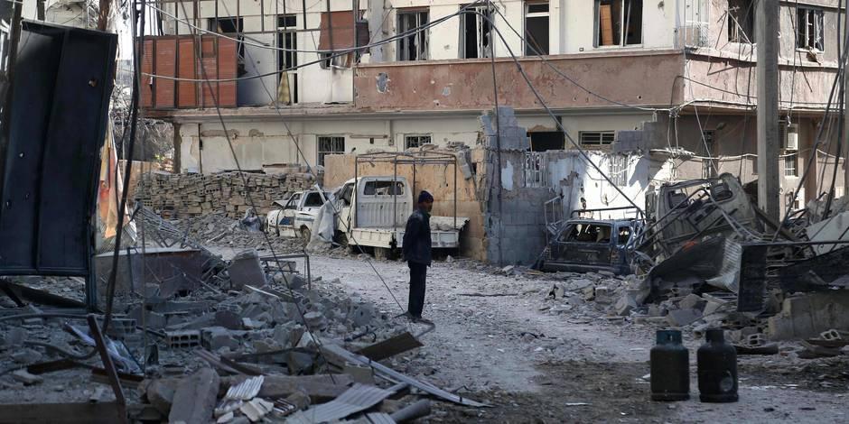 Ghouta orientale: Moscou réclame une réunion d'urgence du Conseil de sécurité