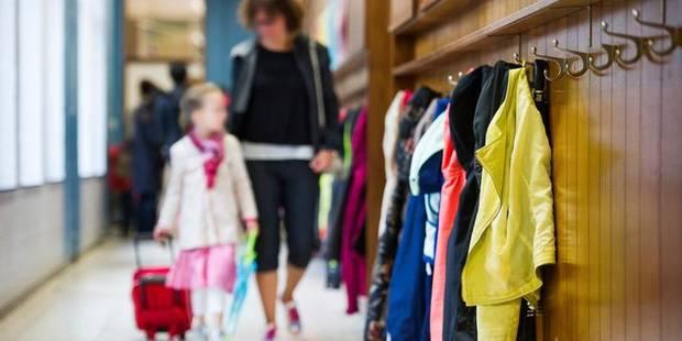 Appel à témoignages : Faut-il sanctionner les parents qui déposent leurs enfants trop tard à l'école? - La Libre