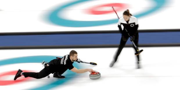 Aux JO de Pyeongchang, le curling est entaché de dopage - La Libre