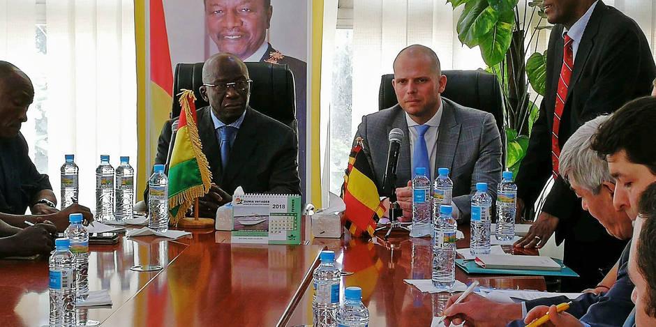 La recette de Franck en pour décourager les migrants guinéens illégaux