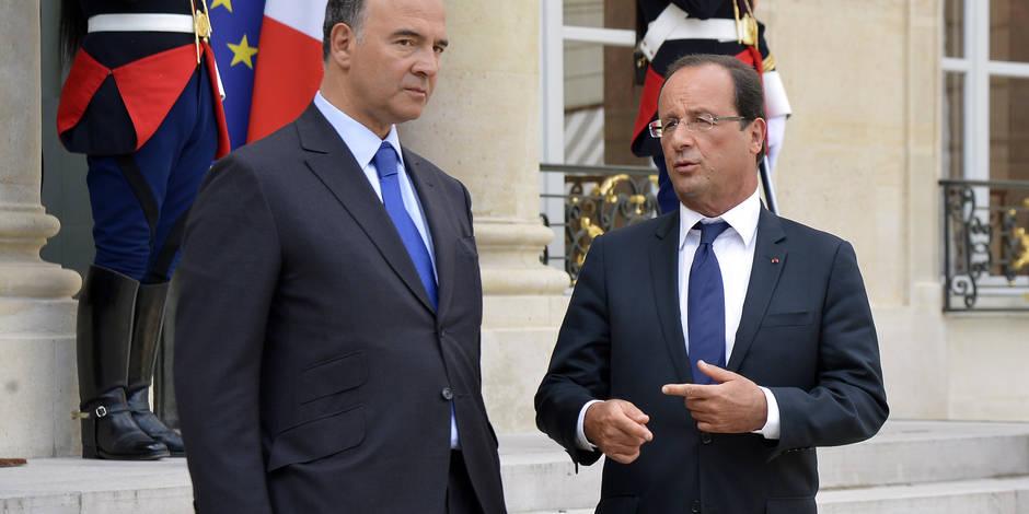 """Pierre Moscovici: """"Durant le quinquennat de Hollande, il a manqué la direction d'orchestre"""""""