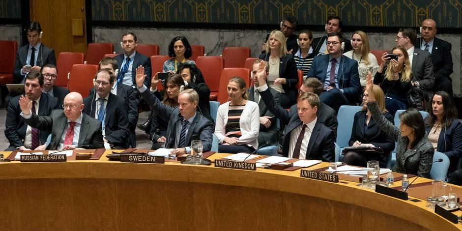 Cessez-le-feu en Syrie: nouveau retard pour un vote de l'ONU