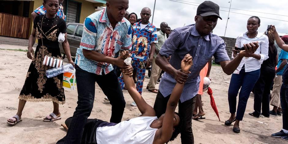 Marche des catholiques contre Kabila en RDC : un mort et des blessés