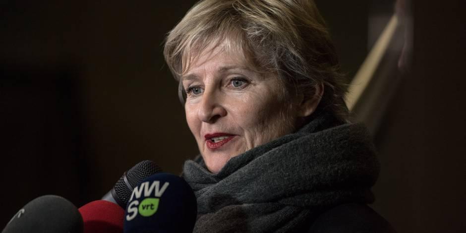 """Les coups assénés à la tête de l'actrice Veerle Eyckermans auraient pu """"être fatals"""""""